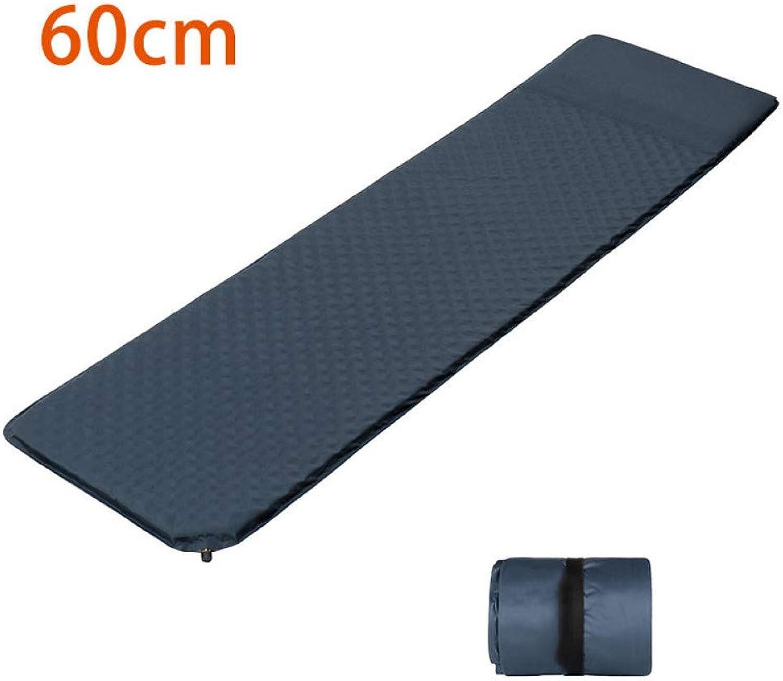 CLKSJOR Isomatte Selbstaufblasende Isomatte Ultralight Matratze Durable Oxford PVC Schlafsack für Camping Wandern 183 x 51 x 2,5 cm
