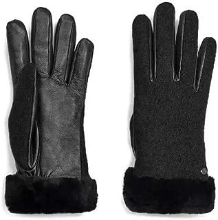 Luxury Fashion | Ugg Womens UGA18813BLK Grey Gloves | Fall Winter 19