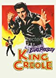 American Gift Services King Creole 1958 Elvis Presley Vintage Movie Poster Art 24x36