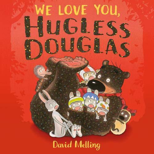 We Love You, Hugless Douglas! cover art