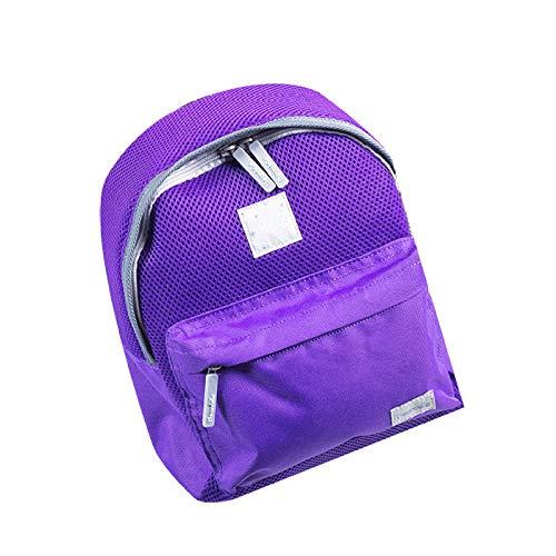 Kinder Schultasche Grundschultasche Kindergartentasche Weibliche Leichte Atmungsaktive Sandwich Net Kinder Rucksack 29 * 22 * 8 Cm