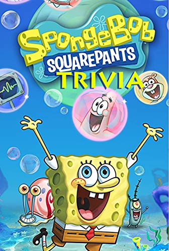 SpongeBob SquarePants Trivia: Trivia Quiz Game Book (English Edition)