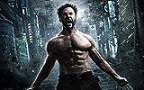 UpdateClassic The Wolverine Movie Hugh Jackman Sexy -