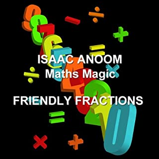 Maths Magic: Friendly Fractions cover art
