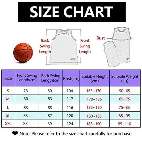 Wo nice Jerseys De Baloncesto para Hombre, Houston Rockets # 21 Michael Frazier Uniformes De Baloncesto De La NBA Tops Informales Al Aire Libre Campos Deportivos T-Shirts,Blanco,S(165~170CM)