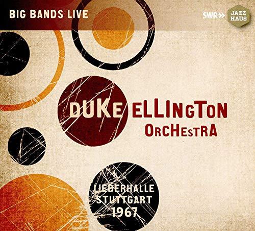 Duke Ellington Orch Enregistrement Live a Stuttgart 1967