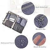Zoom IMG-1 bteng organizer valigie viaggio set