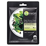 Garnier Charcoal Face Serum Sheet Mask