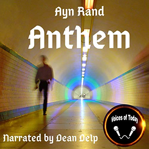 Couverture de Anthem