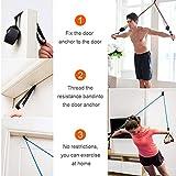 Zoom IMG-2 toshihiko elastici fitness fasce elastiche