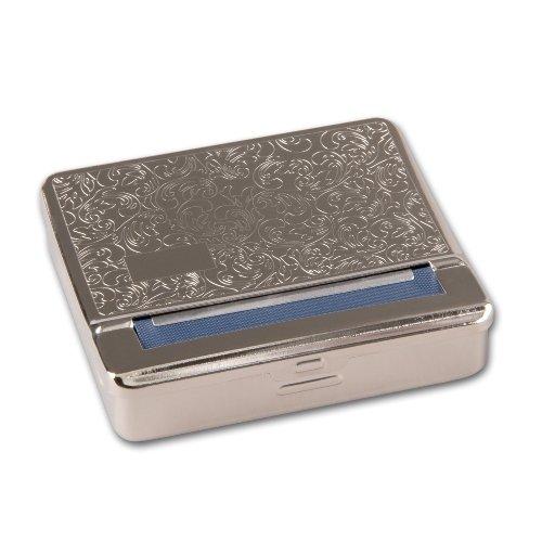 Gizeh Zigaretten-Rollbox Metall mit Dekor