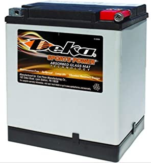 Deka ETX30LA AGM Power Sport Battery