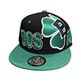 Boston Skyline Logo Hat in City Edition Boston Colors