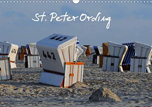 St. Peter Ording (Wandkalender 2021 DIN A3 quer)
