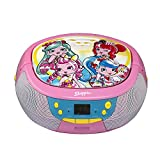 Shopkins Portable CD Stereo Boombox with AM/FM Radio