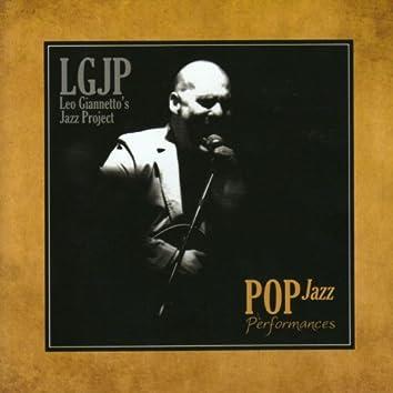 Pop Jazz Performances