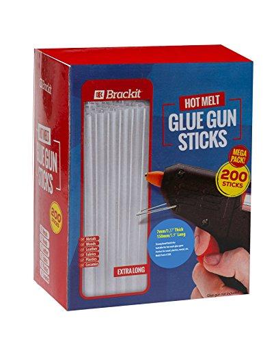 Paquete recambios pistola pegamento caliente, 200