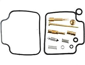 GXPOWER Carburetor Repair Kits for HONDA CMX250C CMX250 1985-2012 Rebel Carby Carb Rebuild Kit 0201-318