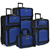 Best luggage sets - U.S. Traveler New Yorker Lightweight Softside Expandable Travel Review