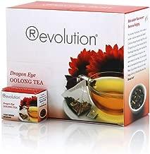 Revolution Tea Dragon Eye Oolong Tea, 30 Count