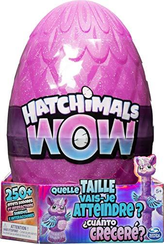 Hatchimals WOW - Interaktive Hatchimals Figur zum mehrfach Schlüpfen