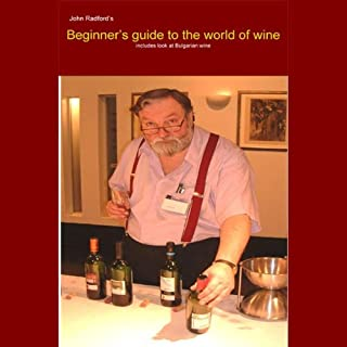Beginner's Guide into the World of Wine audiobook cover art