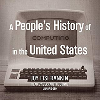 A People's History of Computing in the United States cover art