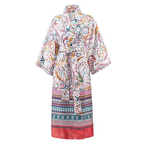 Bassetti Kimono | BURANO R1 Pink - L-XL
