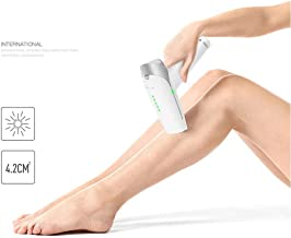 IPL Laser Hair Removal Instrument 2 in 1 Epilator Permanent Epilator Household Painless Photon Epilator for Women Men Bikini