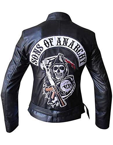 Sons of Anarchy Highway - Chaqueta de piel sintética con