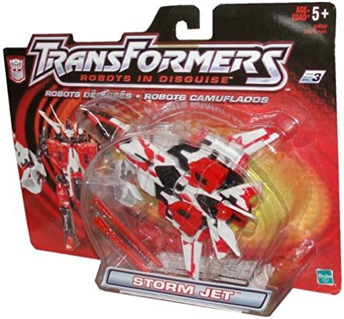 Transformers Universe Robots in Disguise Storm Jet by Transformers