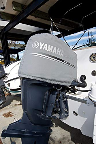 Deluxe Yamaha Outboard F250 Motor Cover Four-Stroke