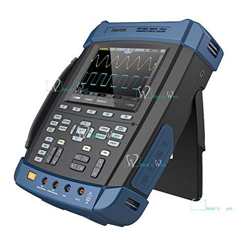"Hantek Hand-Oszilloskop Multimeter 2Channel 150MHz 1GS/S 2M Speicher Tiefe 6000 zählt DMM Recorder IP-51 5.6\""LCD"