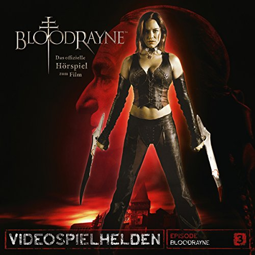 Bloodrayne audiobook cover art