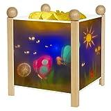 TROUSSELIER - Les Papillons - Veilleuse - Lanterne Magique - Idéal Cadeau de...