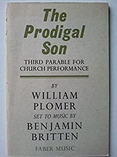 The prodigal son : third parable for church performance,