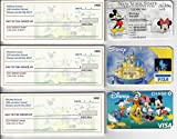 Play FAKE Checks (20) M mouse. driver's license (2) Credit cards great birthday gift