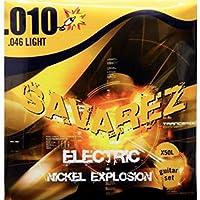 SAVAREZ エレキギター弦 010 / 013 / 017 / 026 / 036 / 046 X50L