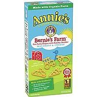 Annie's Pasta, Bernie's Farm, 6 Ounce Box (Pack of 12) by Annie's Homegrown