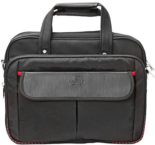 "Tassia - Valigetta 24 ore ufficio porta laptop 15.6"" + tasca per tablet"