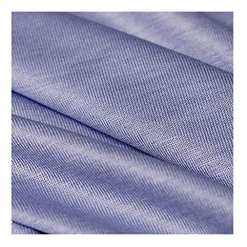 Yankai stof 100% breedte stof effen sjaal jurk stretch sjaals zacht T-shirt ademend breedte 165 cm NIU