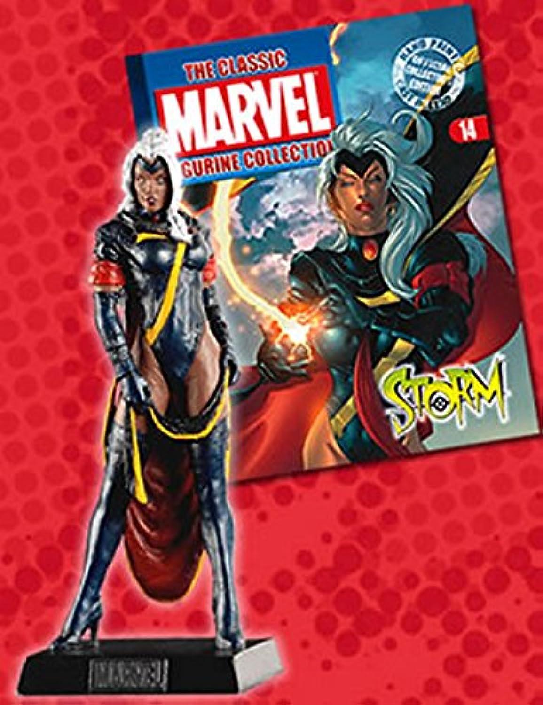 Marvel Figurine Collection  14 Storm