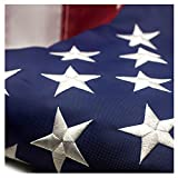 Best American Flag 3x5 Outdoors - VSVO American Flag 3x5 ft - Durable 300D Review