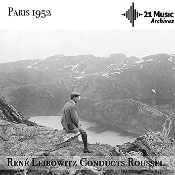 Leibowitz conducts Roussel (Paris 1952)