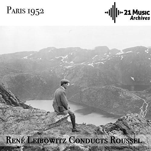 René Leibowitz & Orchestre Radio Symphonique de Paris