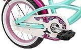 BIKESTAR Kinderfahrrad für Mädchen ab 4-5 Jahre   16 Zoll Kinderrad Cruiser   Fahrrad für Kinder Mint   Risikofrei Testen - 8