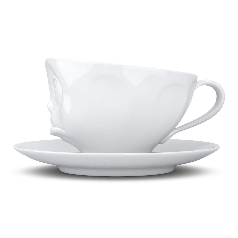 Tassen Oh Please - Juego de café, diseño de Cara: Amazon.es: Hogar
