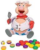 Peppa Pig Hasbro - Juego de Cerdito glotón