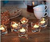 100 x IKEA Glimma Kerzen Teelichter - 3