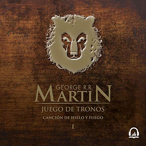 Juego de tronos (Canción de hielo y fuego 1) [Game of Thrones (A Song of Ice and Fire 1)] cover art